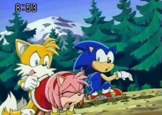 Pictures of amy rose getting fucked