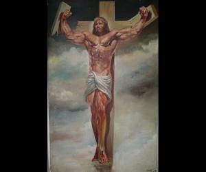 Namby Pamby Jesus? ... I Don't Think So! 9234e5b77666c102dd616dce318d5824